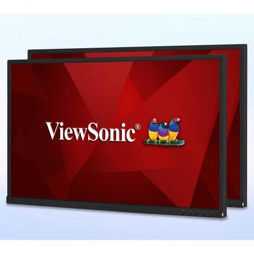 "Viewsonic VG2448 H2 24"" Full HD WLED LCD Monitor   16:9 Alternate-Image4/500"