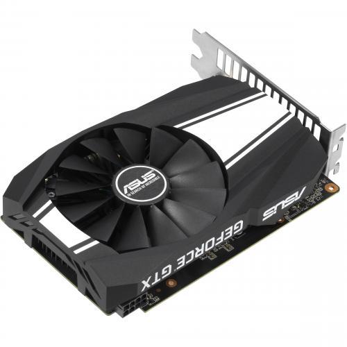 Asus Phoenix PH GTX1660 O6G GeForce GTX 1660 Graphic Card   6 GB GDDR5 Alternate-Image4/500