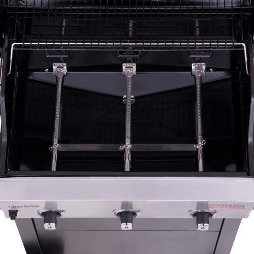 Char Broil Performance TRU Infrared 3 Burner Gas Grill Alternate-Image4/500