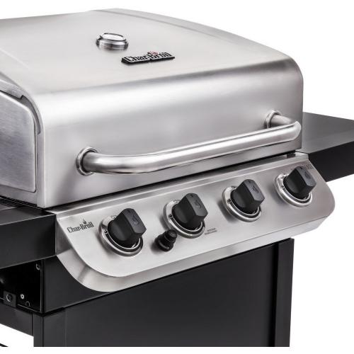 Char Broil Performance Series 4 Burner Gas Grill Alternate-Image4/500