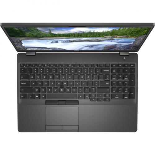 """Dell Latitude 5000 5500 15.6"""" Notebook   1920 X 1080   Intel Core I7 (8th Gen) I7 8665U Quad Core (4 Core) 1.90 GHz   16 GB RAM   512 GB SSD Alternate-Image4/500"""