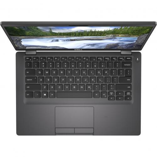 """Dell Latitude 5000 5401 14"""" Notebook   1920 X 1080   Intel Core I7 (9th Gen) I7 9850H Hexa Core (6 Core) 2.60 GHz   16 GB RAM   512 GB SSD Alternate-Image4/500"""