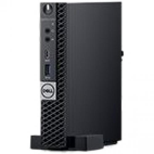 Dell OptiPlex 3000 3070 Desktop Computer   Intel Core I3 9th Gen I3 9100T 3.10 GHz   4 GB RAM DDR4 SDRAM   500 GB HDD   Micro PC Alternate-Image4/500