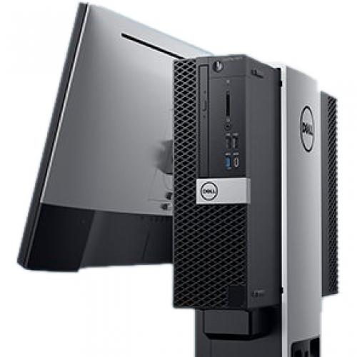 Dell OptiPlex 5000 5070 Desktop Computer   Intel Core I7 9th Gen I7 9700 3 GHz   8 GB RAM DDR4 SDRAM   500 GB HDD   Small Form Factor Alternate-Image4/500
