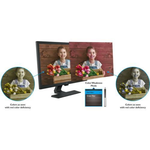 """BenQ GL2480 23.8"""" Full HD WLED LCD Monitor   16:9   Black Alternate-Image4/500"""