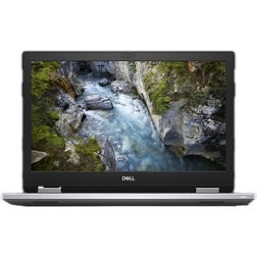 """Dell Precision 7000 7540 15.6"""" Mobile Workstation   1920 X 1080   Intel Core I7 (9th Gen) I7 9850H Hexa Core (6 Core) 2.60 GHz   8 GB RAM   512 GB SSD   Silver Alternate-Image4/500"""