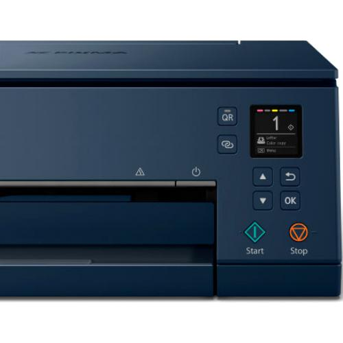 Canon PIXMA TS TS6320 Navy Inkjet Multifunction Printer   Color Alternate-Image4/500