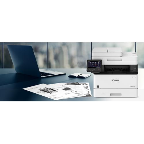 Canon ImageCLASS MF445dw Laser Multifunction Printer   Monochrome Alternate-Image4/500