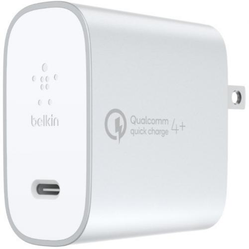 Belkin BOOST↑CHARGE USB C Home Charger + Cable With Quick Charge 4+ Alternate-Image4/500