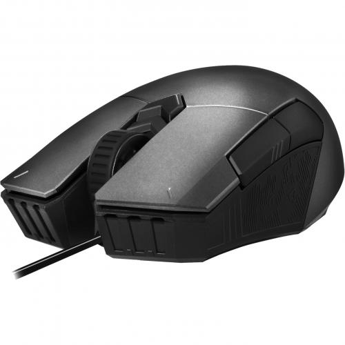 TUF Gaming M5 Optical USB RGB Gaming Mouse With Heavy Duty Omron Switches Alternate-Image4/500