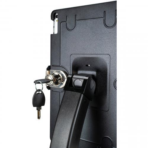 CTA Digital Desk Mount For IPad, IPad Air, IPad Pro, Card Reader Alternate-Image4/500