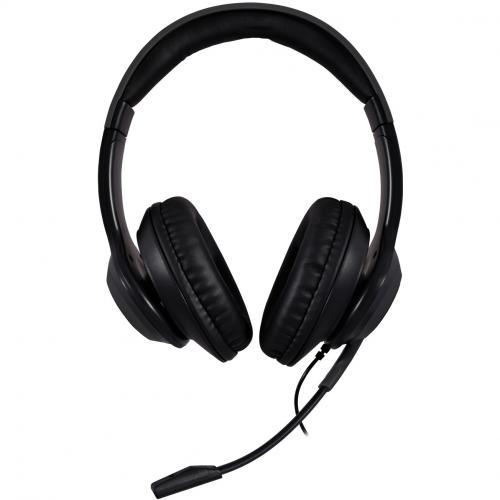 V7 Premium Over Ear Stereo Headset With Boom Mic Alternate-Image4/500