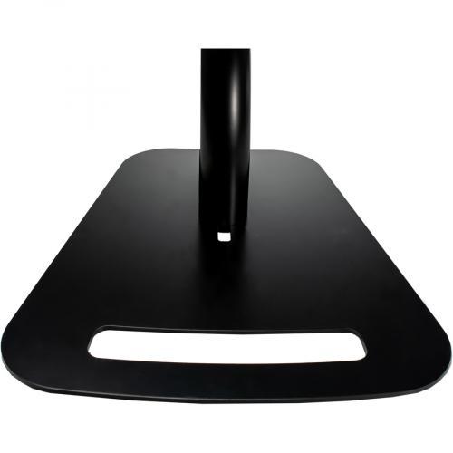 CTA Digital Premium Height Adjustable Floor To Desk Security Kiosk For Tablets Alternate-Image4/500