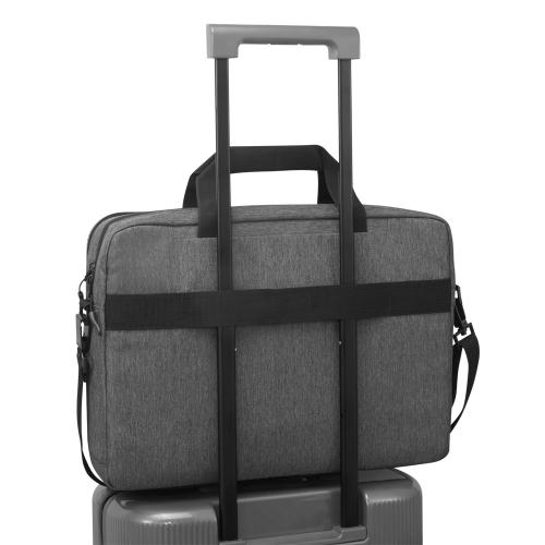 """Lenovo Carrying Case For 15.6"""" Notebook   Charcoal Gray Alternate-Image4/500"""