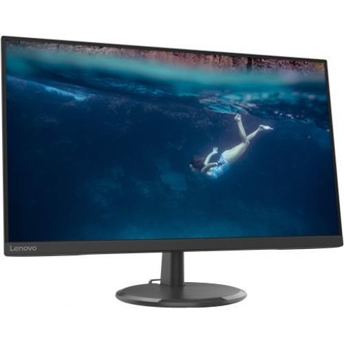 """Lenovo C27 20 27"""" Full HD WLED LCD Monitor   16:9   Black Alternate-Image4/500"""