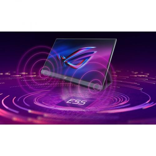 "Asus ROG Strix XG17AHPE 17.3"" Full HD Gaming LCD Monitor   16:9   Black Alternate-Image4/500"