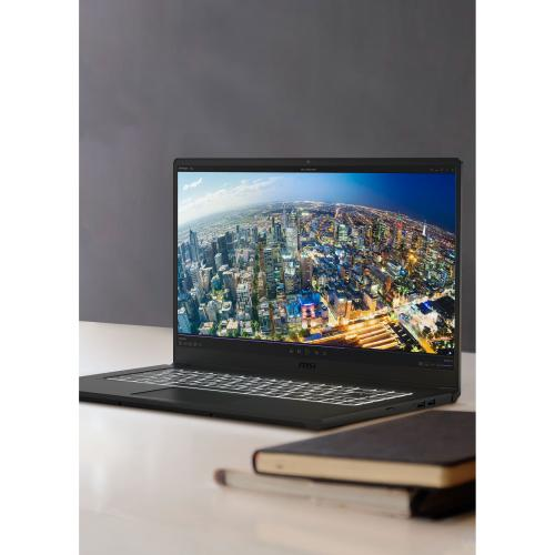 "MSI Modern 15 A10M 261 15.6"" Gaming Notebook   Full HD   1920 X 1080   Intel Core I7 (10th Gen) I7 10510U 1.80 GHz   16 GB RAM   512 GB SSD   Onyx Black Alternate-Image4/500"