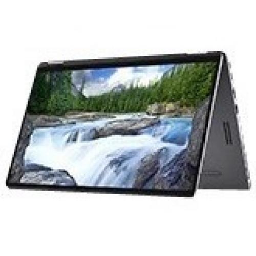 """Dell Latitude 9000 9410 14"""" Touchscreen 2 In 1 Notebook   1920 X 1280   Intel Core I5 (10th Gen) I5 10210U Quad Core (4 Core) 1.60 GHz   8 GB RAM   256 GB SSD   Anodized Titan Gray Alternate-Image4/500"""