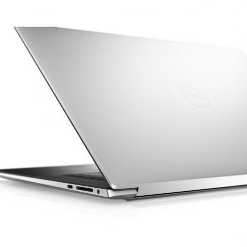 "Dell XPS 15 9500 15.6"" Notebook   Full HD Plus   1920 X 1200   Intel Core I7 (10th Gen) I7 10750H Hexa Core (6 Core)   16 GB RAM   512 GB SSD   Platinum Silver, Carbon Fiber Black Alternate-Image4/500"