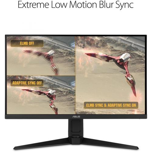 "TUF VG27AQL1A 27"" WQHD WLED Gaming LCD Monitor   16:9   Black Alternate-Image4/500"