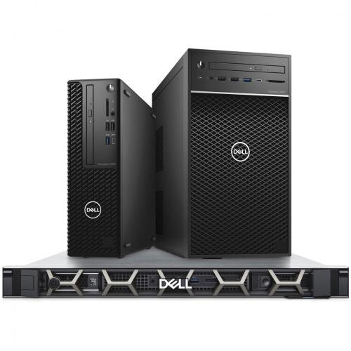 Dell Precision 3000 3640 Workstation   Core I7 I7 10700   16 GB RAM   512 GB SSD   Tower Alternate-Image4/500