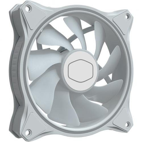 Cooler Master MasterFan MF120 Halo White Edition Alternate-Image4/500