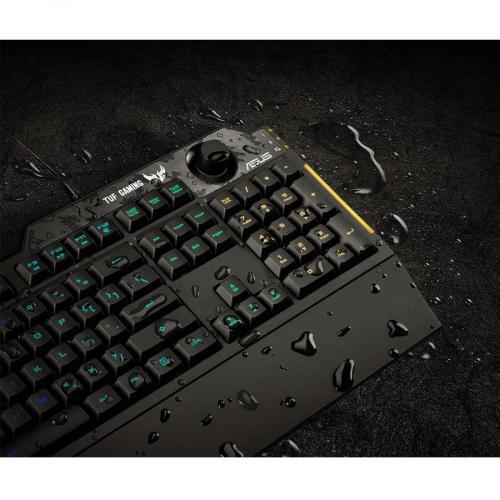 TUF K1 Gaming Keyboard Alternate-Image4/500