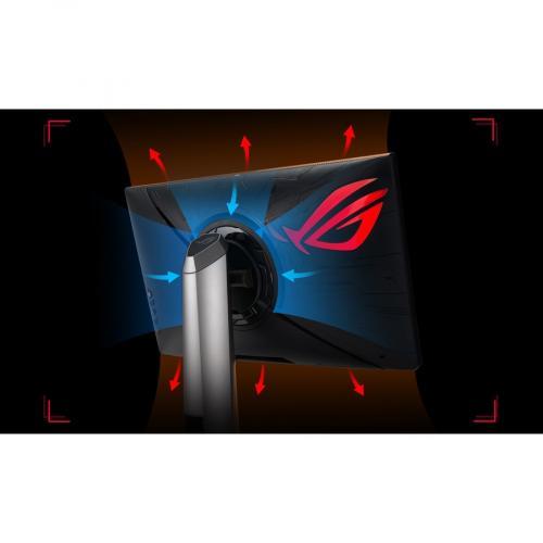 "Asus ROG Swift PG259QN 24.5"" Full HD Gaming LCD Monitor   16:9 Alternate-Image4/500"