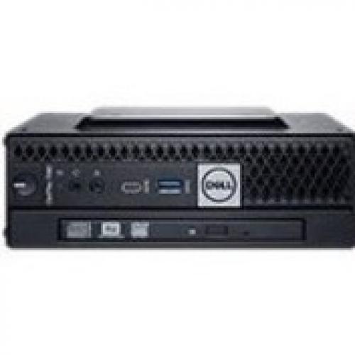 Dell OptiPlex 5000 5080 Desktop Computer   Intel Core I5 10th Gen I5 10500T Hexa Core (6 Core) 2.30 GHz   8 GB RAM DDR4 SDRAM   128 GB SSD   Micro PC Alternate-Image4/500