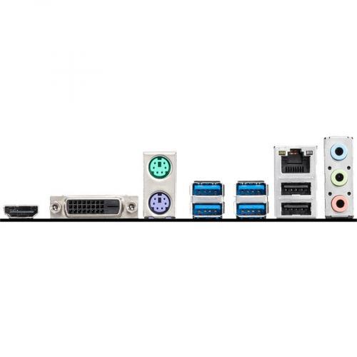 MSI B550M A PRO MATX Motherboard DVI, HDMI Alternate-Image4/500