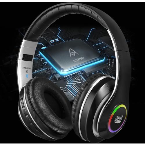 Xtream P500   Bluetooth Stereo Headphone With Built In Microphone Alternate-Image4/500