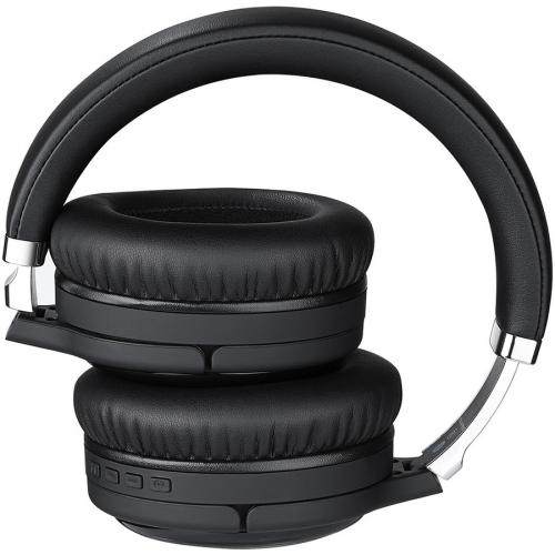 Xtream P600   Bluetooth Active Noise Cancellation Headphone With Built In Microphone Alternate-Image4/500