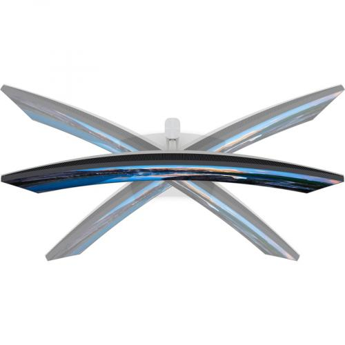 "Dell UltraSharp U3821DW 37.5"" Curved Screen LCD Monitor Alternate-Image4/500"
