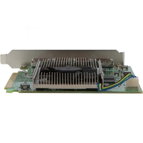 VisionTek AMD Radeon RX 550 Graphic Card   4 GB GDDR5   Full Height Alternate-Image4/500