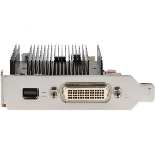 VisionTek Radeon 6350 SFF 1GB DDR3 3M DMS59 (2x DVI I, MiniDP) W/ 2x DVI I To VGA Adapter Alternate-Image5/500