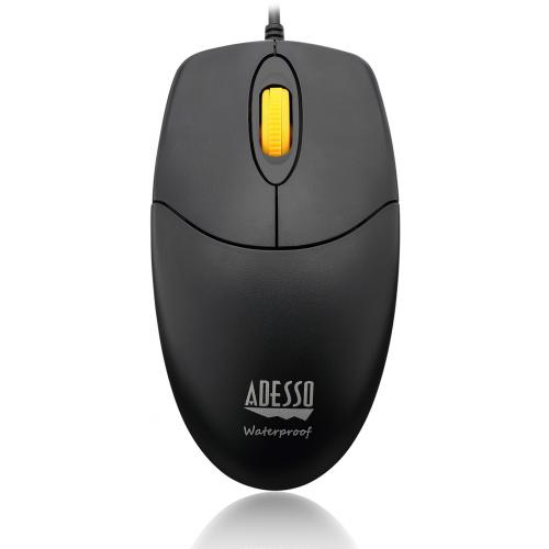 Adesso IMouse W3   Waterproof Mouse With Magnetic Scroll Wheel Alternate-Image5/500