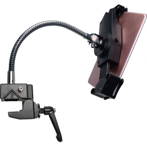 CTA Digital Heavy Duty Gooseneck Clamp Stand For 7 13In Tablets Alternate-Image5/500