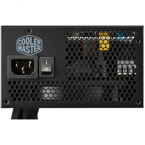 Cooler Master MasterWatt 650 Semi Fanless Modular 80 PLUS Bronze Certified Power Supply Alternate-Image5/500