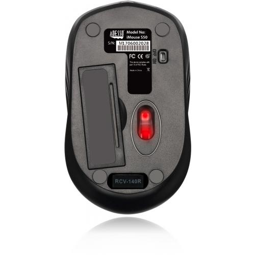 Adesso IMouse S50   2.4GHz Wireless Mini Mouse Alternate-Image5/500