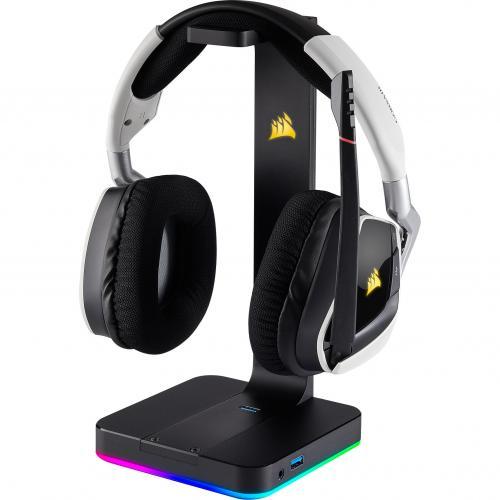 Corsair ST100 RGB Premium Headset Stand With 7.1 Surround Sound Alternate-Image5/500