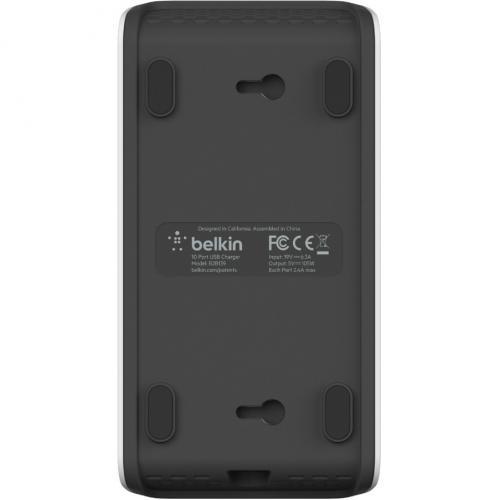 Belkin RockStar 10 Port USB Charging Station Alternate-Image5/500