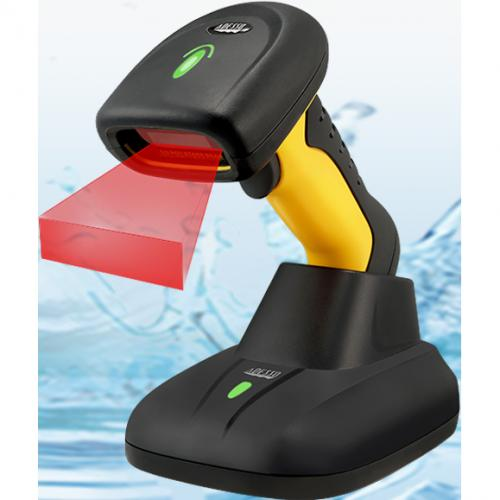 Adesso NuScan 5200TR   2.4GHz RF Wireless Antimicrobial & Waterproof 2D Barcode Scanner Alternate-Image5/500