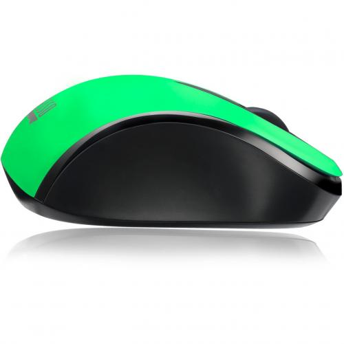 Adesso IMouse S70G   Wireless Optical Neon Mouse Alternate-Image5/500