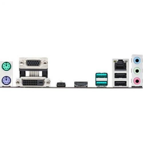 Asus Prime B360M A Desktop Motherboard   Intel Chipset   Socket H4 LGA 1151 Alternate-Image5/500