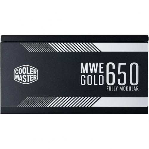 Cooler Master MWE Gold 650 Full Modular Alternate-Image5/500