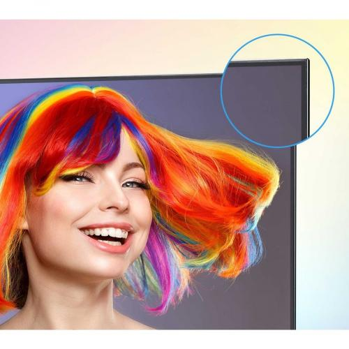 "Viewsonic VX3276 Mhd 31.5"" Full HD LED LCD Monitor   16:9   Metallic Silver Alternate-Image5/500"
