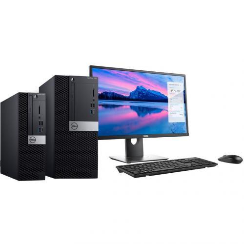 OPTI 7060 I7/3.2 6C 8GB 500GB W10 Alternate-Image5/500
