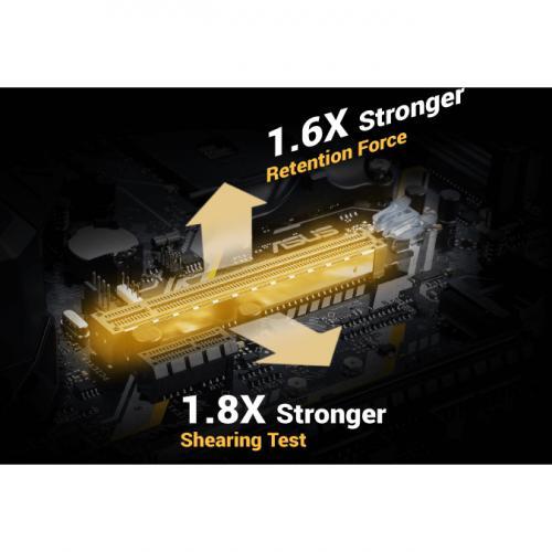 TUF Z390 PLUS GAMING (Wi Fi) Desktop Motherboard   Intel Chipset   Socket H4 LGA 1151 Alternate-Image5/500