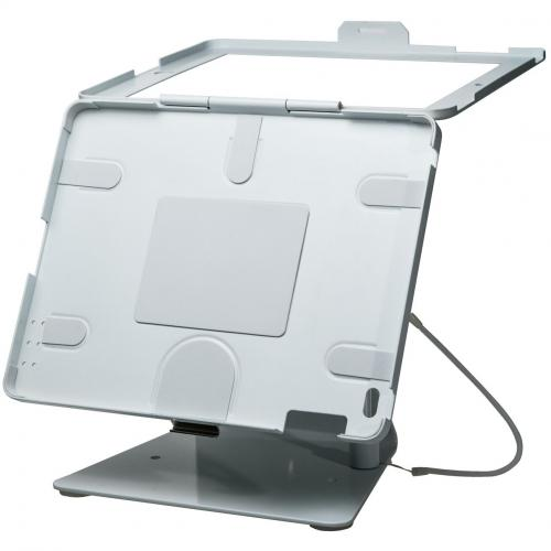 CTA Digital Desk Mount For IPad, IPad Air, IPad Pro   White Alternate-Image5/500