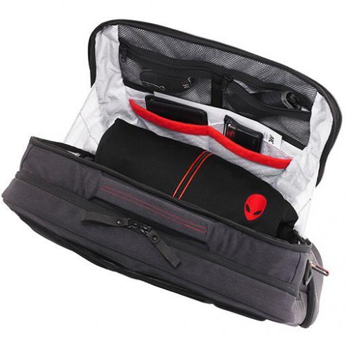 "Mobile Edge Elite Carrying Case (Backpack) For 17.3"" Dell Notebook   Black, Gray Alternate-Image5/500"